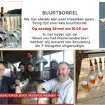 Buurtborrel 29 mei 2016