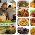 Gast Chef Ernst Graaff